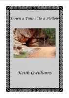 Cover for 'Down a Tunnel to a Hollow (Illustrated)'