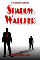 Cover for 'Shadow Watcher'