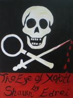 Cover for 'The Eye of Xolotl'