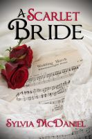 Cover for 'A Scarlet Bride'