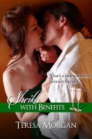 Cover for 'Sheikh with Benefits (Hot Contemporary Romance Novella)'