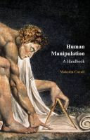 Cover for 'Human Manipulation - A Handbook'