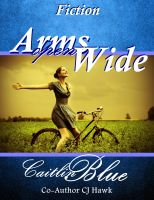 Cover for 'Arms Open Wide - Short Fiction'