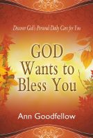 Cover for 'God Wants to Bless You'