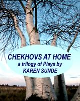 Cover for 'Chekhovs At Home'
