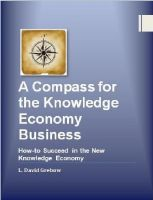 Cover for 'A Compass for the Knowledge Economy'