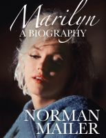 Cover for 'Marilyn: A Biography'