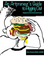 Cover for 'An Artpreneur's Guide to Pigging Out'