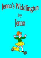 Cover for 'Jenno's Widdlington'