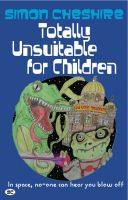 Totally Unsuitable For Children cover