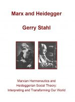 Cover for 'Marx and Heidegger'