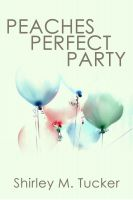 Cover for 'Peaches Perfect Party'
