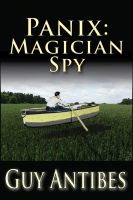 Cover for 'PANIX:  Magician Spy'