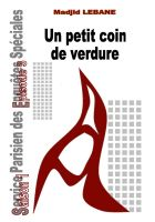 Cover for 'Un petit coin de verdure'