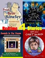 Karl Beckstrand - Four Bedtime Stories for Wide Awake Kids