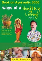 Cover for 'Book On Ayurvedic (3000) Ways Of A Healthy Living'