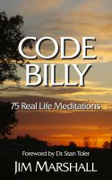 Cover for 'Code Billy: 75 Real Life Meditations'