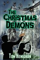 Cover for 'The Christmas Demons'
