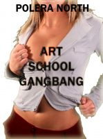 Cover for 'Art School Gangbang'
