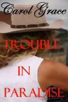 Cover for 'TROUBLE IN PARADISE'