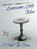 Cover for 'Lonesome Little Blue'