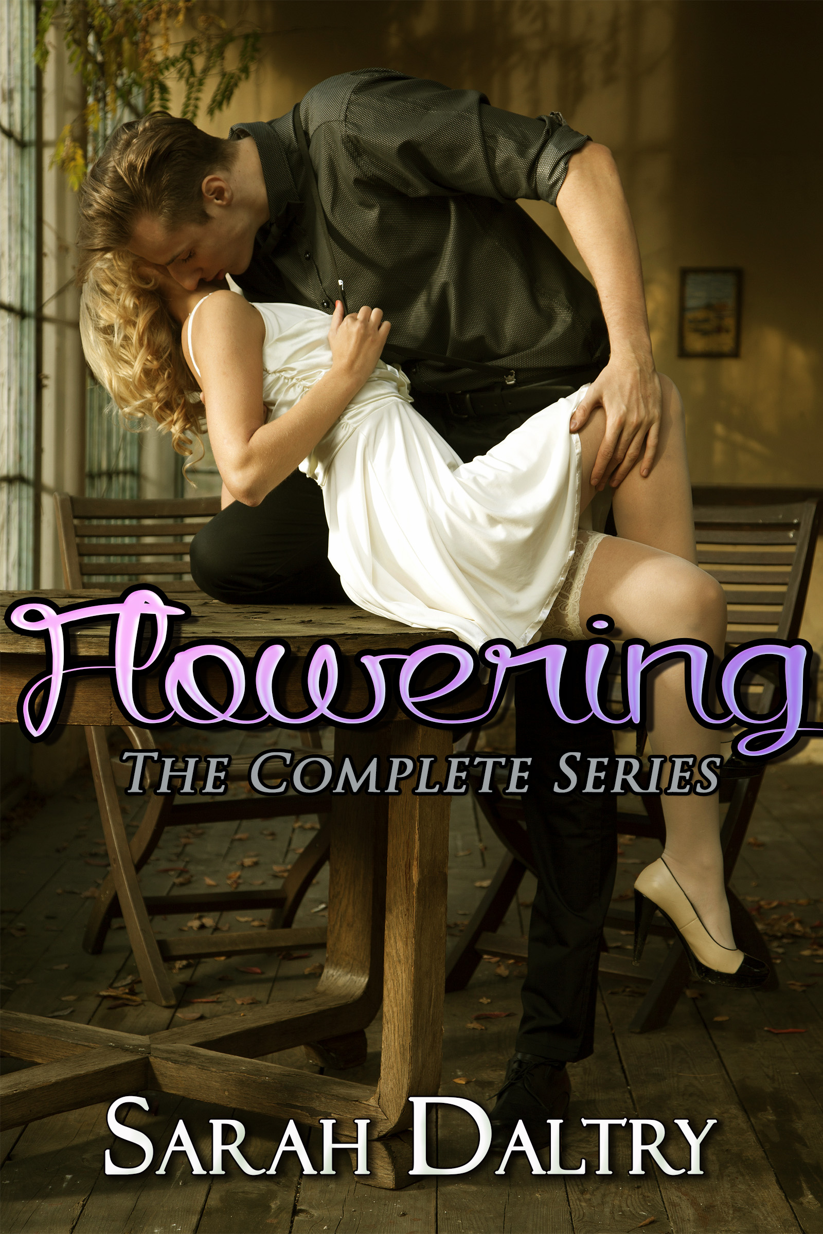 Sarah Daltry - Flowering: The Complete Series