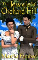 Cover for 'The Jewels of Orchard Hill'