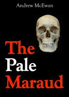 Cover for 'The Pale Maraud'