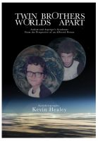 Cover for 'Twin Brothers Worlds Apart'