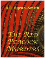 Cover for 'The Red Peacock Murders'