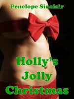 Cover for 'Holly's Jolly Christmas'