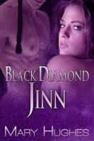 Cover for 'Black Diamond Jinn (A Hot SF/Fantasy Novella)'