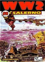 Cover for 'World War 2 Salerno'