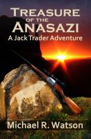 Cover for 'Treasure of the Anasazi'