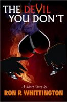 Cover for 'The Devil You Don't'