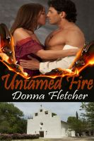 Cover for 'Untamed Fire'