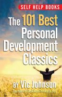Cover for 'Self Help Books: The 101 Best Personal Development Classics'