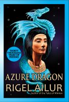Cover for 'Azure Dragon'