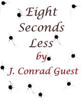 Cover for 'Eight Seconds Less'