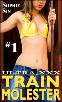Cover for 'Ultra XXX: Train Molester #1'
