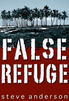 Cover for 'False Refuge'