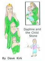 Cover for 'Princess Daphne and the Child Stone'