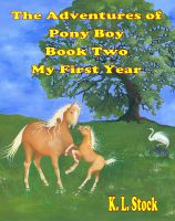 Cover for 'The Adventures of Pony Boy Book Two: My First Year'