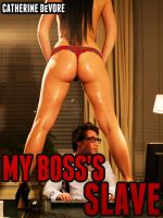 Cover for 'My Boss's Slave (Mf Workplace Domination)'