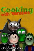 Cover for 'Cooking with Monsters'