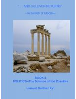 "Cover for '""And Gulliver Returns"" Book 8 Politics--the Science of the Possible'"