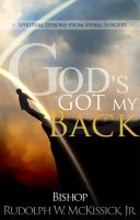 Cover for 'God's Got My Back'