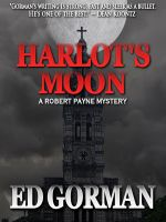 Cover for 'Harlot's Moon - A Robert Payne Mystery'