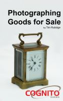Cover for 'Photographing Goods for Sale'