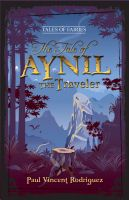 Cover for 'The Tale of Aynil the Traveler'